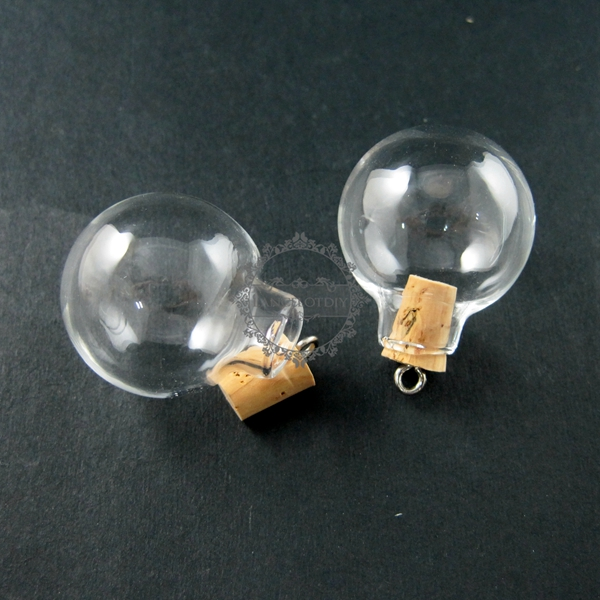 5pcs 245mm transparent ball glass bottle with 7mm open mouth cork 5pcs 245mm transparent ball glass bottle with 7mm open mouth cork bail perfume vial pendant wish charm diy supplies 1810008 aloadofball Image collections