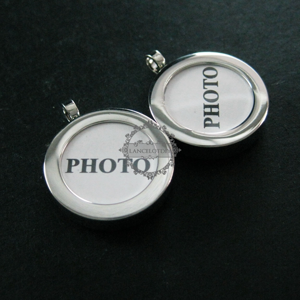 5pcs 14mm round bezel base tray setting silver plated brass photo 5pcs 14mm round bezel base tray setting silver plated brass photo frame brass custom pendant charm mozeypictures Image collections